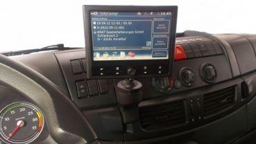 Navigation / Telematik-Halterung für Iveco