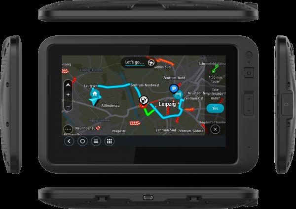 """TomTom Telematics PRO 8375 EU 49 Truck Navigationsgerät 7"""""""