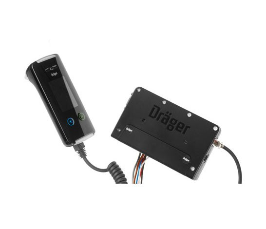 Dräger Interlock® 7000 Atemalkohol-Messgerät mit Wegfahrsperre