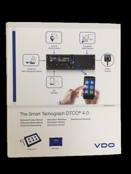 Technisches Produkthandbuch DTCO 4.0
